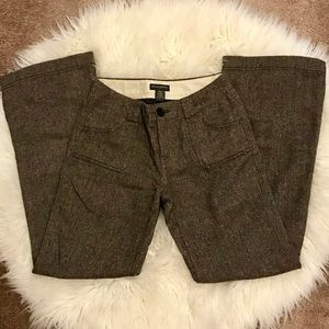 Banana Republic wool pant.